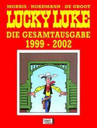 Hier klicken, um das Cover von Lucky Luke - Die Gesamtausgabe 24: 1999-2002 zu vergrößern