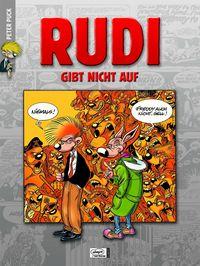 Hier klicken, um das Cover von Rudi 2: Rudi gibt nicht auf zu vergrößern