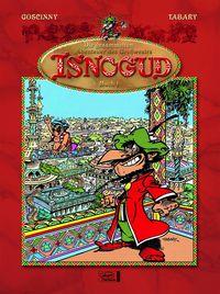Hier klicken, um das Cover von Die gesammelten Abenteuer des Gross~wesirs Isnogud Gesamtausgabe Buch 1 zu vergrößern