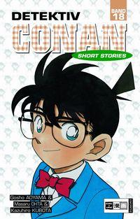 Hier klicken, um das Cover von Detektiv Conan Short Stories 18 zu vergrößern