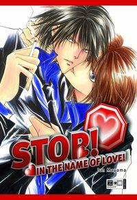 Hier klicken, um das Cover von Stop! In The Name Of Love! zu vergrößern