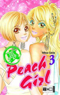 Hier klicken, um das Cover von Ura Peach Girl 3 zu vergrößern