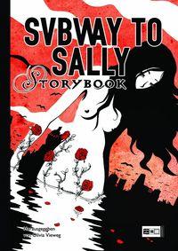Hier klicken, um das Cover von Subway to Sally Storybook zu vergrößern