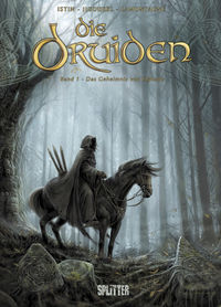 Hier klicken, um das Cover von Die Druiden 1: Das Geheimnis von Oghams zu vergrößern
