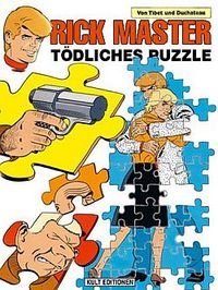 Hier klicken, um das Cover von Rick Master 74: Toe~dliches Puzzle zu vergrößern
