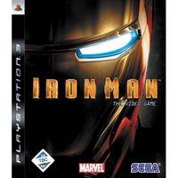 Hier klicken, um das Cover von Iron Man  [PS3] zu vergrößern