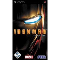 Hier klicken, um das Cover von Iron Man [PSP] zu vergrößern