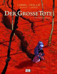 Hier klicken, um das Cover von Der gross~e Tote 1: Die Trae~nen der Bienen zu vergrößern