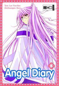Hier klicken, um das Cover von Angel Diary 8 zu vergrößern