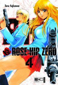 Hier klicken, um das Cover von Rose Hip Zero 4 zu vergrößern