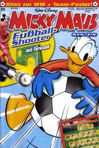 Hier klicken, um das Cover von Micky Maus 23/2006 zu vergrößern