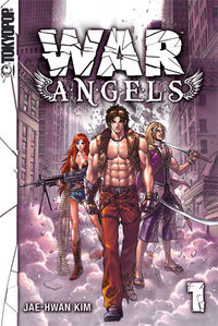 Hier klicken, um das Cover von War Angels 1 zu vergrößern