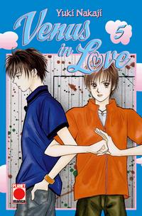 Hier klicken, um das Cover von Venus in Love 5 zu vergrößern
