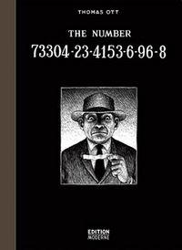 Hier klicken, um das Cover von The Number 73304-23-4153-6-96-8 zu vergrößern