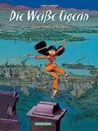 Hier klicken, um das Cover von Die Weiss~e Tigerin 2: Seidenschlipse auf Pfirsichhaut zu vergrößern