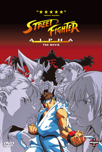 Hier klicken, um das Cover von Street Fighter Alpha zu vergrößern