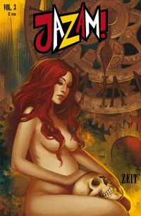 Hier klicken, um das Cover von JAZAM! Vol. 3 - Zeit zu vergrößern