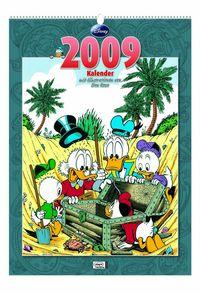 Hier klicken, um das Cover von Don Rosa Kalender 2009 zu vergrößern