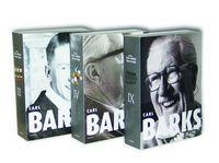 Hier klicken, um das Cover von Carl Barks Collection 9: Band 9, 19, 29 zu vergrößern