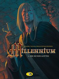 Hier klicken, um das Cover von Millennium 1: Die Hunde Gottes zu vergrößern