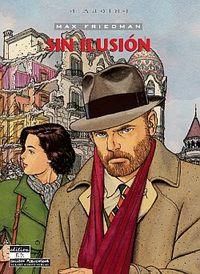 Hier klicken, um das Cover von Max Friedmann 5: Sin Illusion zu vergrößern