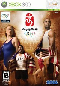 Hier klicken, um das Cover von Beijing 2008 [Xbox 360] zu vergrößern