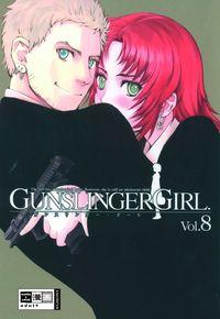 Hier klicken, um das Cover von Gunslinger Girl 8 zu vergrößern