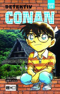 Hier klicken, um das Cover von Detektiv Conan 56 zu vergrößern
