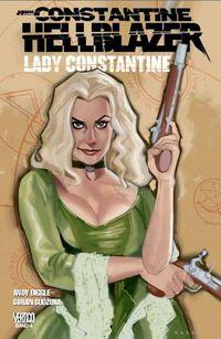Hier klicken, um das Cover von John Constantine - Hellblazer 4: Lady Constantine zu vergrößern