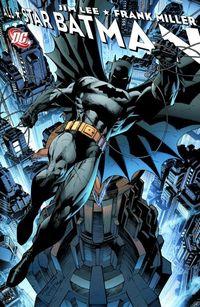Hier klicken, um das Cover von All Star Batman Paperback 1 zu vergrößern