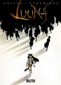 Hier klicken, um das Cover von Luuna 5: Der Spiegelkreis zu vergrößern