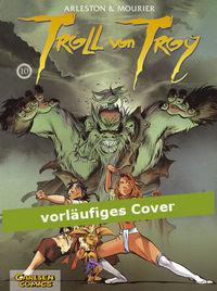 Hier klicken, um das Cover von Troll von Troy 10 zu vergrößern