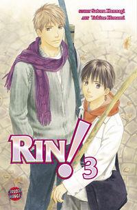 Hier klicken, um das Cover von Rin 3 zu vergrößern