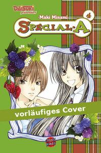 Hier klicken, um das Cover von Special A 4 zu vergrößern