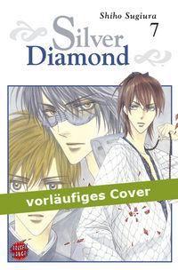 Hier klicken, um das Cover von Silver Diamond 7 zu vergrößern