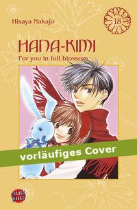 Hier klicken, um das Cover von Hana Kimi 18 zu vergrößern