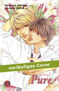 Hier klicken, um das Cover von Takumi-Kun 7: Pure zu vergrößern