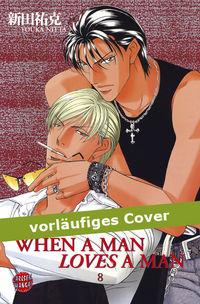 Hier klicken, um das Cover von When A Man Loves A Man 8: Ubu 1 zu vergrößern