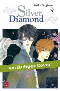 Hier klicken, um das Cover von Silver Diamond 9 zu vergrößern