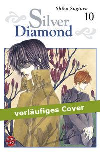 Hier klicken, um das Cover von Silver Diamond 10 zu vergrößern