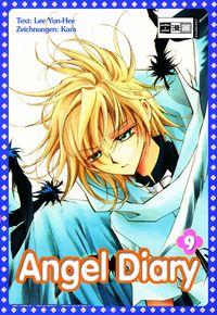 Hier klicken, um das Cover von Angel Diary 9 zu vergrößern