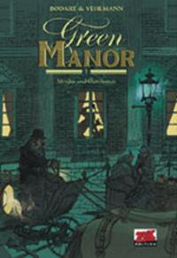 Hier klicken, um das Cover von Green Manor 1: Moe~rder und Gentlemen HC zu vergrößern