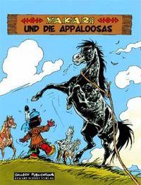 Hier klicken, um das Cover von Yakari 31: � und die Appaloosas zu vergrößern