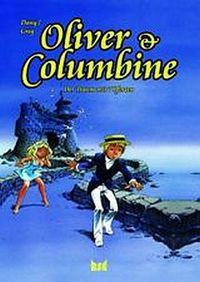 Hier klicken, um das Cover von Oliver & Columbine 10: Der Traum mit 7 Pferden zu vergrößern