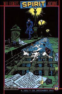 Hier klicken, um das Cover von Spirit Archiv 15: Juli bis Dezember 1947 zu vergrößern