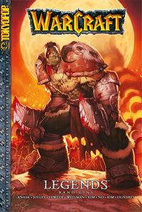 Hier klicken, um das Cover von Warcraft: Legends 1 zu vergrößern