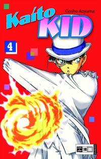 Hier klicken, um das Cover von Kaito Kid 4 zu vergrößern