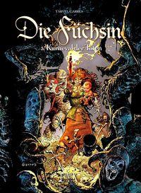 Hier klicken, um das Cover von Die Fue~chsin 5: Karneval der Toten zu vergrößern