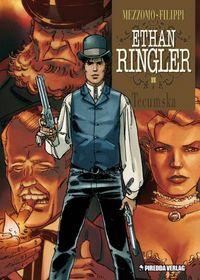 Hier klicken, um das Cover von Ethan Ringler 1: Tecumska zu vergrößern