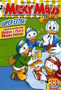 Hier klicken, um das Cover von Micky Maus 33/2006 zu vergrößern